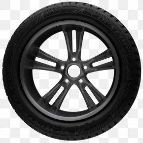 Car - Tread Car Alloy Wheel Rim Tire PNG