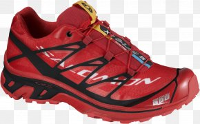 Running Shoes Image - Salomon Group Shoe Trail Running Sneakers PNG