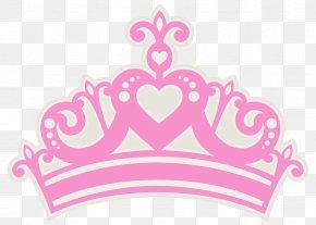 Pink Crown - Crown Tiara Clip Art PNG
