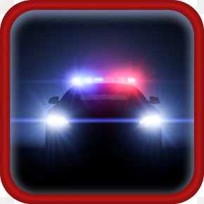 Flash Light - An Introduction To American Policing Police Officer Law Enforcement Police Car PNG