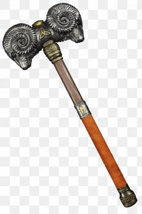 Axe - Axe Middle Ages Live Action Role-playing Game Hammer Weapon PNG