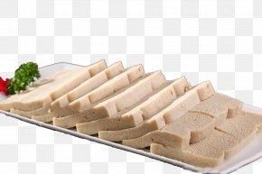 Frozen Tofu - Hot Pot Shabu-shabu Tofu Food Ingredient PNG