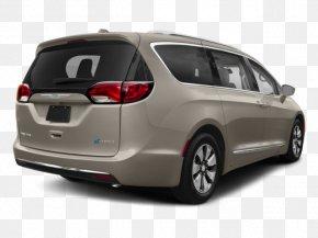 Dodge - 2018 Chrysler Pacifica Hybrid Limited Passenger Van Dodge Car Ram Pickup PNG