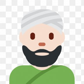 Emoji - Emojipedia Turban Human Skin Color PNG
