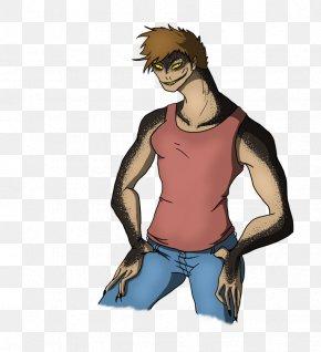 T-shirt - T-shirt Cartoon Glasses Illustration Human PNG