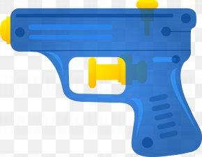 Hand Gun - Water Gun Firearm Pistol Toy Clip Art PNG