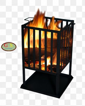 I - Barbecue Fire Pit Light Garden PNG