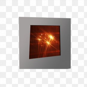 Light Frame - Light Picture Frame PNG