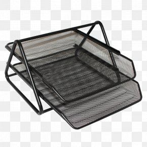 Office Organiser - Mesh Paper Desk Tray Office Supplies PNG