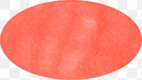 Circle - Circle Oval Pink M Peach PNG