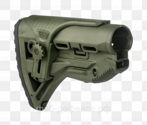 Weapon - Trigger Firearm ArmaLite AR-15 M4 Carbine Stock PNG