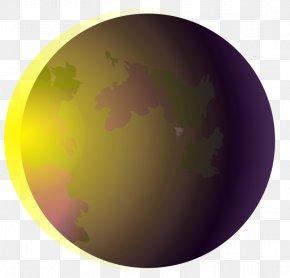 Solar - Earth Solar Eclipse Lunar Eclipse PNG