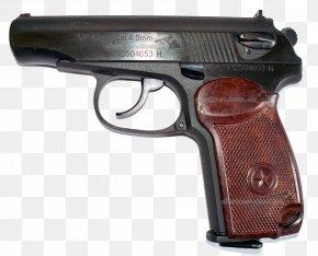Weapon - Cold War Makarov Pistol Weapon Охолощённое оружие PNG