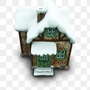 Winter House Cliparts - Gingerbread House Clip Art PNG