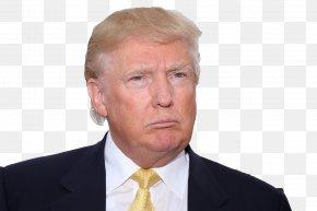 Donald Trump - Professional Business Executive Entrepreneurship Chin PNG
