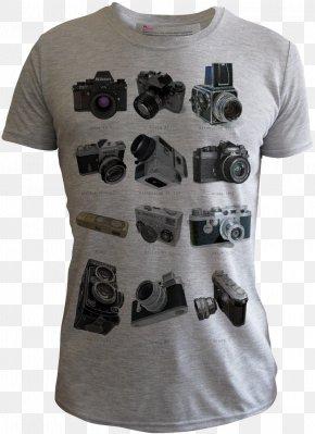 T-shirt - T-shirt Sleeve Chronometer Watch Disc Jockey PNG