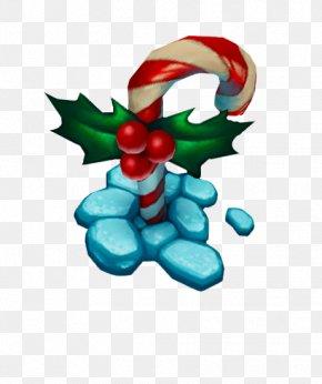 Christmas - Christmas Ornament Candy Cane League Of Legends Clip Art PNG