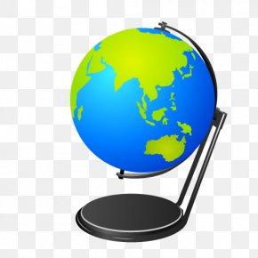 Vector Globe - Earth Globe Planet Euclidean Vector PNG