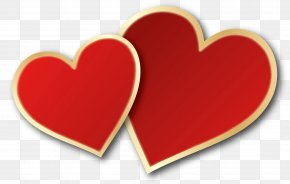 Valentines Day Hearts PNG Clipart Picture - Valentine's Day Heart Clip Art PNG