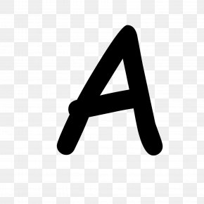 Letter A - A Download Icon PNG