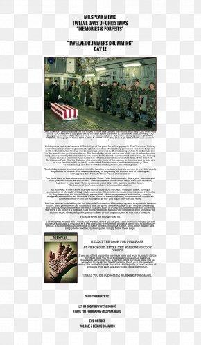 Talk Like A Pirate Day - War Film Coffin Brochure PNG