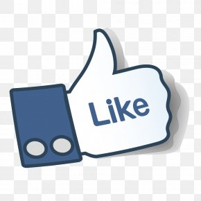 Facebook Like Icons - Facebook Like Button Thumb Signal Symbol Clip Art PNG