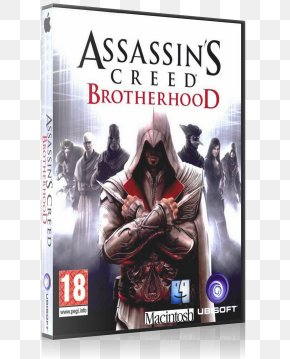 Assassins Creed Brotherhood - Xbox 360 Assassin's Creed: Brotherhood PC Game Video Game PNG
