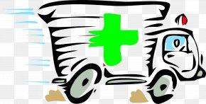 Ambulance - Ambulance Emergency Medical Services Star Of Life Clip Art PNG