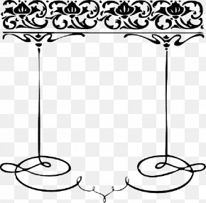 Dra Vector - Borders And Frames Clip Art Openclipart Picture Frames Decorative Borders PNG