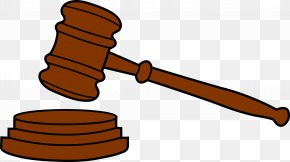 List Laws Cliparts - Supreme Court Of The United States Judge Gavel Clip Art PNG