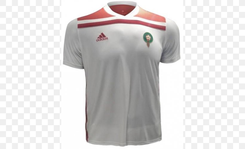 2018 World Cup T-shirt Morocco National Football Team Jersey, PNG, 500x500px, 2018 World Cup, Active Shirt, Baseball Uniform, Clothing, Cycling Jersey Download Free