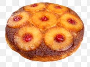Upside-down Cake - Upside-down Cake Genius Kitchen Recipe Pineapple Fruit PNG