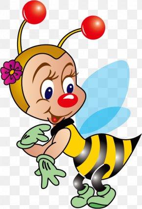 Bee - Bee Clip Art PNG