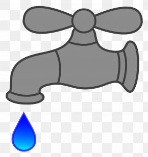 Leak Cliparts - Tap Water Tap Water Clip Art PNG
