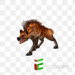 Hyena - World Of Warcraft Hyena Gray Wolf Warcraft: The Roleplaying Game Animal PNG