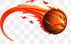 Red Basketball - Basketball Sport Streetball PNG