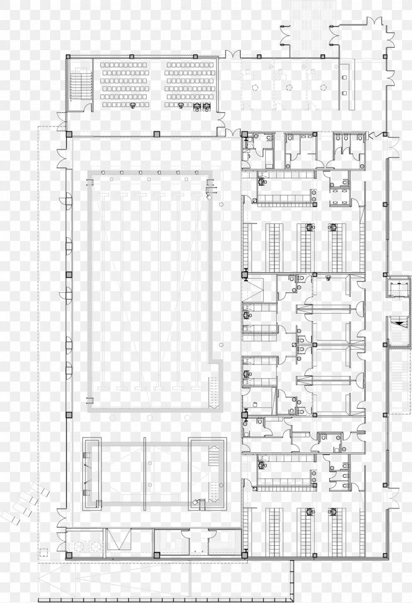 Public Indoor Swimming Pools Design