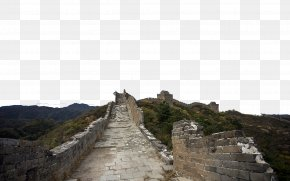 Great Wall Of China Site - Great Wall Of China Juyong Pass Jinshanling PNG