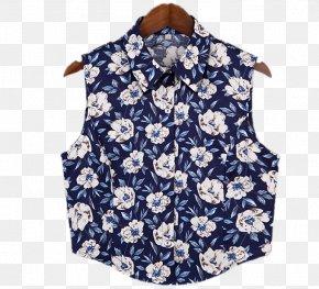 2016 New Spring And Winter False Collar Shirt Collar - Collar Shirt Chemise Blouse PNG
