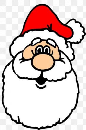 Santa Claus - Santa Claus Christmas Birthday Greeting & Note Cards Clip Art PNG