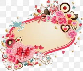 Valentine's Day - Valentine's Day Heart PNG