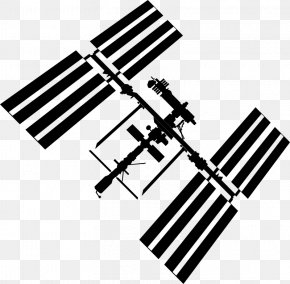 Space Station - International Space Station STS-118 Clip Art PNG