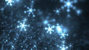 Snowflakes - Light Snowflake Desktop Wallpaper Fractal DeviantArt PNG