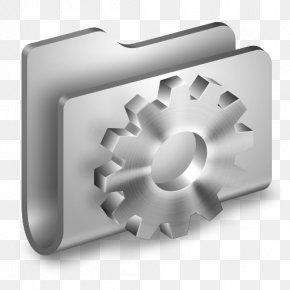 Developer Metal Folder - Hardware Accessory Angle PNG