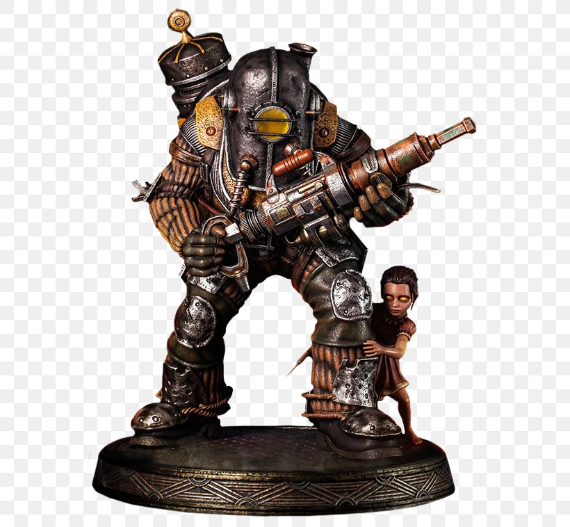 Bioshock Infinite Bioshock 2 Big Daddy Video Game Png