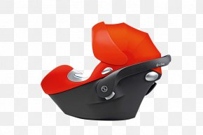 Orange Safety Seat - Child Safety Seat Infant Mamas & Papas Childbirth Baby Transport PNG