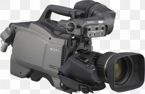 Video Camera Image - Sony Video Camera High-definition Video 1080p PNG