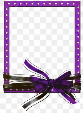 Magenta Picture Frame - Picture Frame Frame PNG