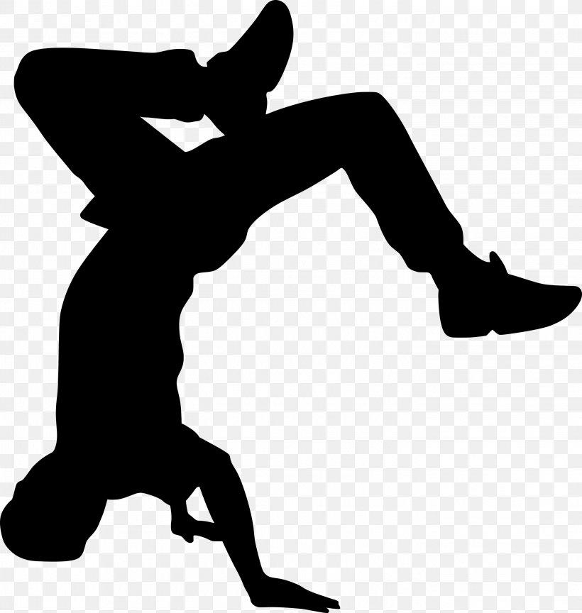 Clip Art Silhouette Dance Transparency Png 2847x3002px Silhouette Black White M Break Breakdancing Dance Download Free