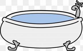 Dream Bathtub - Bathtub Hot Tub Clip Art PNG